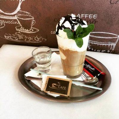 cafe florian, kava, latte