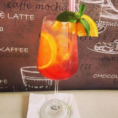 cafe florian, kokteil